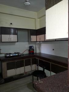 Kitchen Image of Swatik House PG in Sector 50