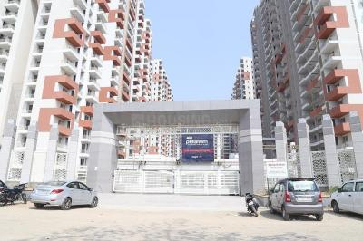 Gallery Cover Image of 1050 Sq.ft 2 BHK Apartment for buy in Ace Platinum, Zeta I Greater Noida for 3400000
