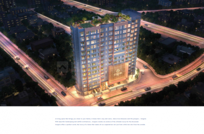 Brochure Image of 952 Sq.ft 2 BHK Apartment for buy in Darvesh Insignia Landmark, Vile Parle East for 30000000