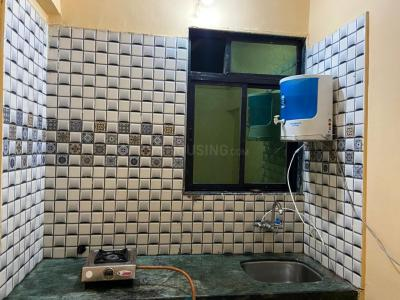 Kitchen Image of Rahul Hostel & PG in Belapur CBD