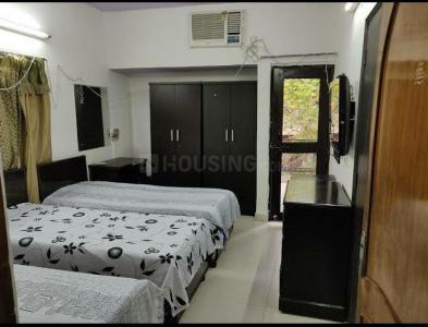 Bedroom Image of Sangita PG in Greater Kailash I