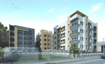 Gallery Cover Image of 709 Sq.ft 2 BHK Apartment for buy in Mamata Suvenior Heights, Kaikhali for 3780000