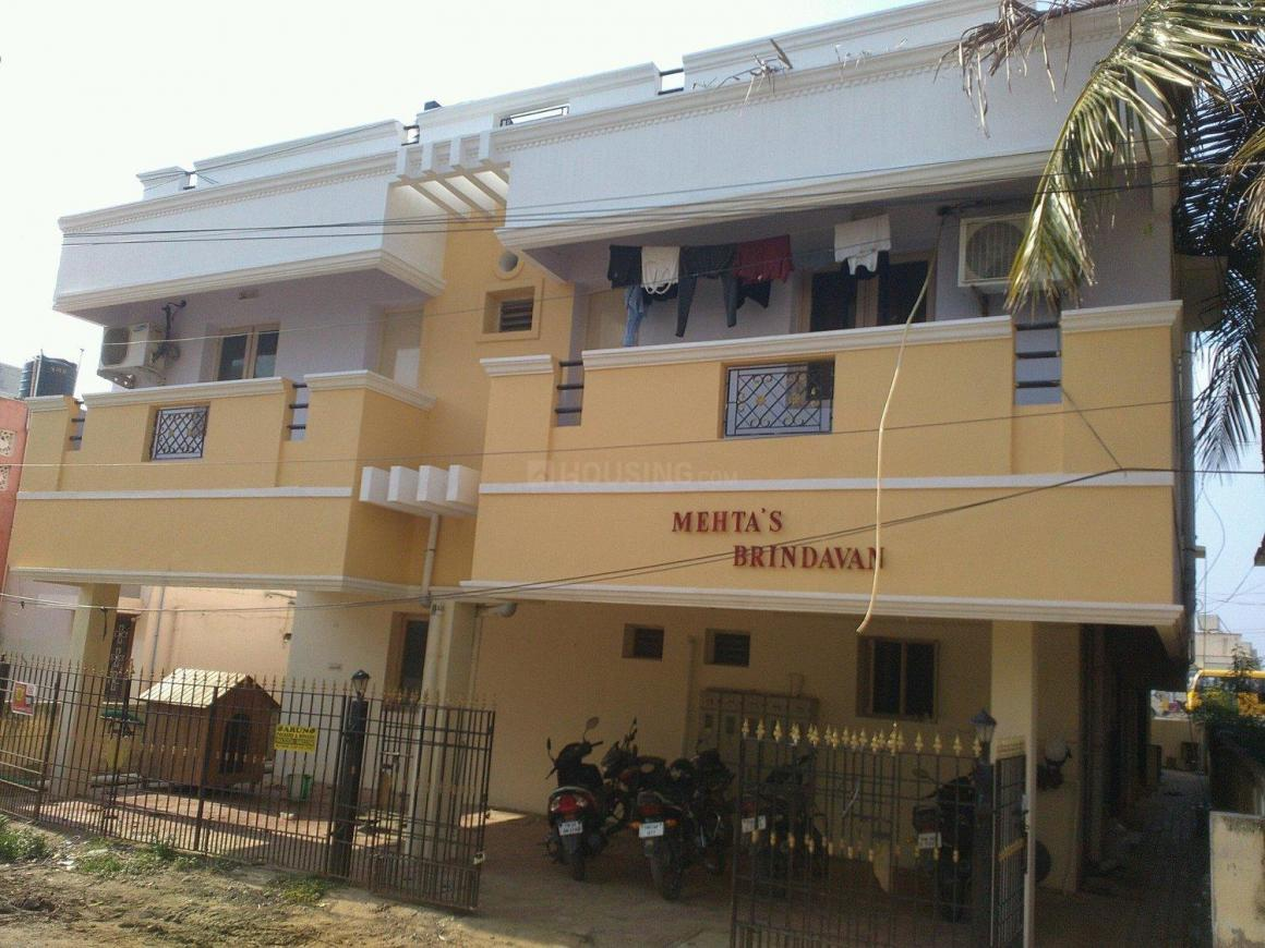 Building Image of 1500 Sq.ft 3 BHK Apartment for rent in Thoraipakkam for 30000