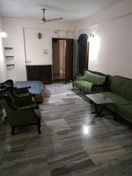 Living Room Image of 1550 Sq.ft 3 BHK Apartment for rent in Kalighat for 50000
