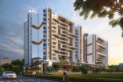 Gallery Cover Image of 710 Sq.ft 1 BHK Apartment for buy in Wakad for 3900000