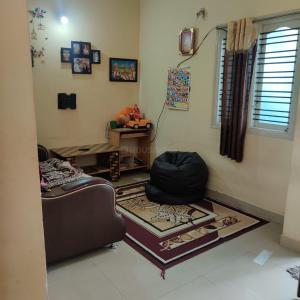 Gallery Cover Image of 1200 Sq.ft 2 BHK Independent Floor for rent in Hosakerehalli for 12500