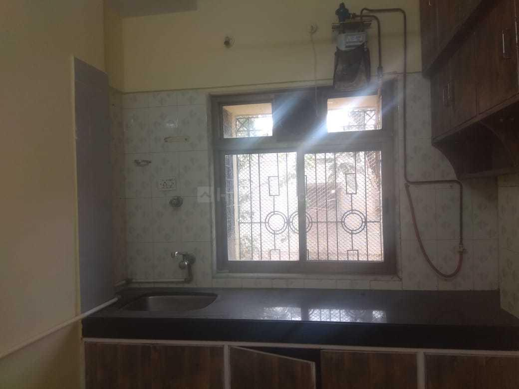 Kitchen Image of 550 Sq.ft 1 BHK Apartment for rent in Andheri East for 28000