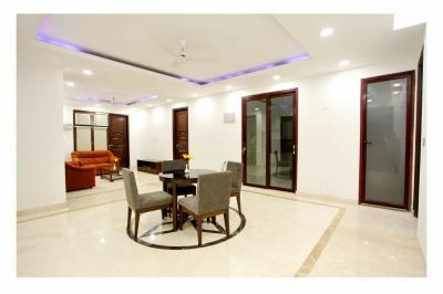 Gallery Cover Image of 2750 Sq.ft 4 BHK Independent Floor for rent in Jasola Vihar for 85000