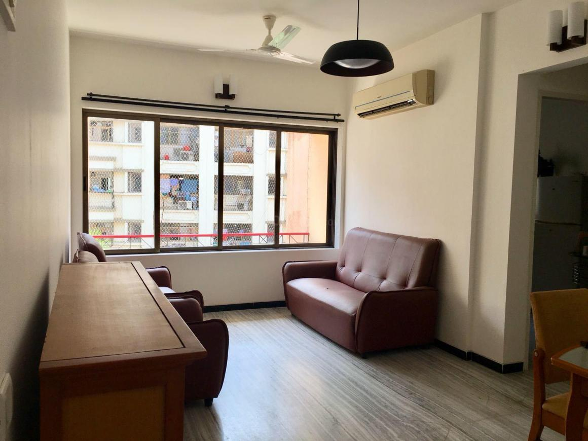 Living Room Image of 900 Sq.ft 2 BHK Independent House for buy in Santacruz East for 26500000