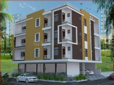 Gallery Cover Image of 1000 Sq.ft 2 BHK Apartment for buy in Vinayak Residency, Mansarovar for 2400000