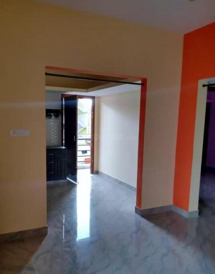 Living Room Image of 600 Sq.ft 1 BHK Apartment for rent in C V Raman Nagar for 10000