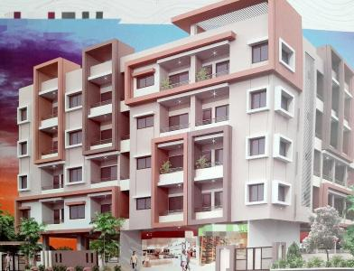 Gallery Cover Image of 1300 Sq.ft 3 BHK Apartment for buy in Swawlambi Nagar for 6000000