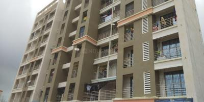 Gallery Cover Image of 625 Sq.ft 1 BHK Apartment for rent in Ritu Gardenia, Naigaon East for 6500