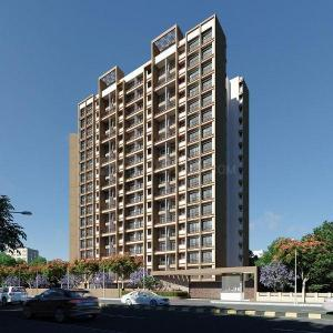 Gallery Cover Image of 748 Sq.ft 1 BHK Apartment for buy in Sunraj Supreme, Dombivli East for 3450000