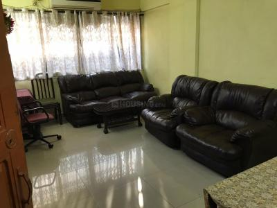 Gallery Cover Image of 700 Sq.ft 1 BHK Apartment for rent in Santacruz East for 37000