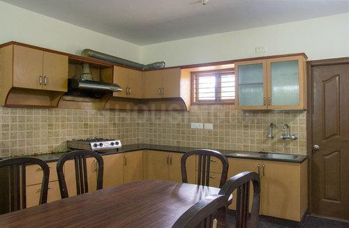 Kitchen Image of 002 Jaya Splendor Apartment in Sanjaynagar
