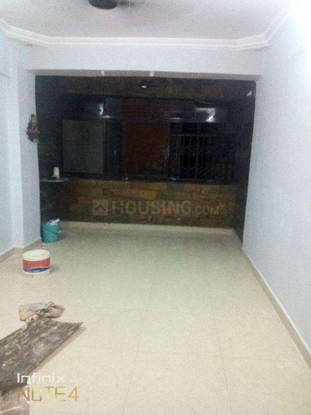 Living Room Image of 600 Sq.ft 1 BHK Apartment for rent in Kalwa for 13000