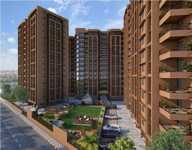 Gallery Cover Image of 2720 Sq.ft 4 BHK Apartment for buy in Chandkheda for 8976000