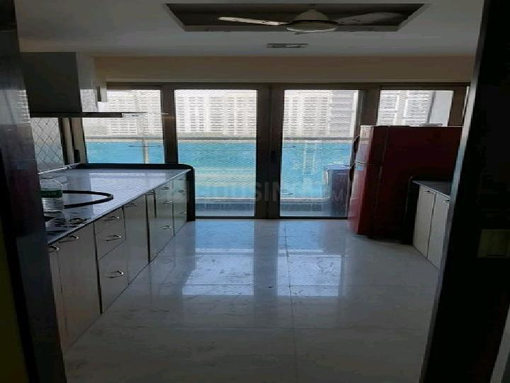 Kitchen Image of 1415 Sq.ft 2 BHK Apartment for rent in Bandra East for 85000