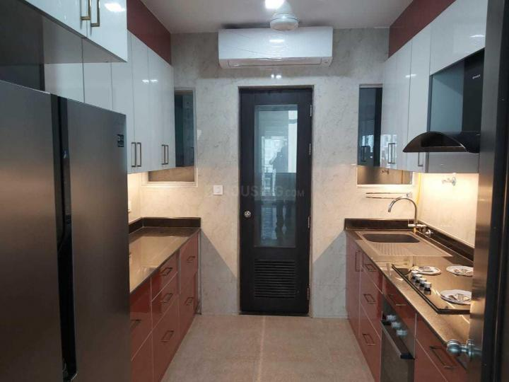 Kitchen Image of 2661 Sq.ft 4 BHK Apartment for rent in Anna Nagar West for 80000
