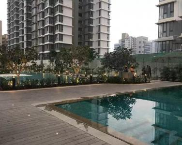 Gallery Cover Image of 1035 Sq.ft 2 BHK Apartment for rent in Lower Parel for 100000