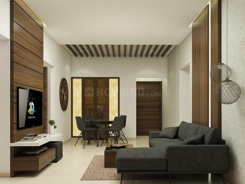 Living Room Image of 1480 Sq.ft 3 BHK Apartment for buy in Bommasandra for 5934000