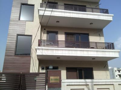 Gallery Cover Image of 2600 Sq.ft 4 BHK Independent Floor for buy in Y. K. Aggarwal Homes, Green Field Colony for 10500000