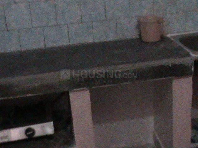 Kitchen Image of 700 Sq.ft 2 BHK Apartment for rent in Keshtopur for 10000