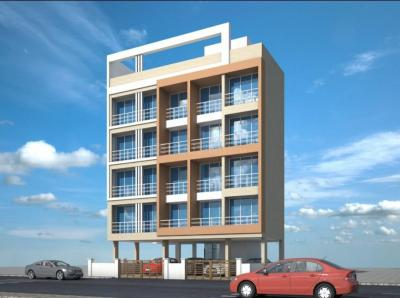 Gallery Cover Image of 628 Sq.ft 1 BHK Apartment for buy in Dronagiri for 2800000