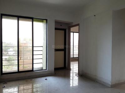 Gallery Cover Image of 650 Sq.ft 1 BHK Apartment for rent in Mangalam Swastik Residency, Ulwe for 7000