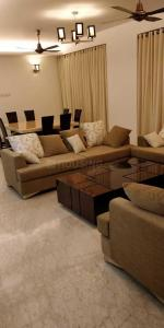 Gallery Cover Image of 3100 Sq.ft 3 BHK Apartment for rent in Omaxe The Forest Spa, Sector 93B for 80000