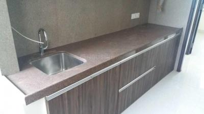 Kitchen Image of 1458 Sq.ft 3 BHK Apartment for buy in Wadhwa Atmosphere Phase 1, Mulund West for 21600000