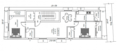 Gallery Cover Image of 1140 Sq.ft 2 BHK Apartment for buy in Sri Sai, Medavakkam for 6520000