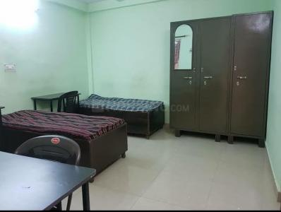 Bedroom Image of Sanju PG Service in Hauz Khas