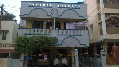 Gallery Cover Image of 800 Sq.ft 1 BHK Independent House for rent in Velachery for 10500