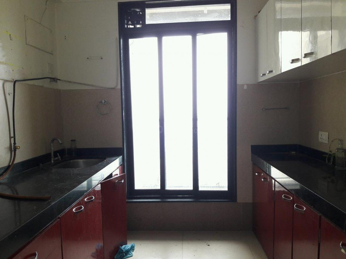 Kitchen Image of 1850 Sq.ft 3 BHK Apartment for rent in Undri for 22000