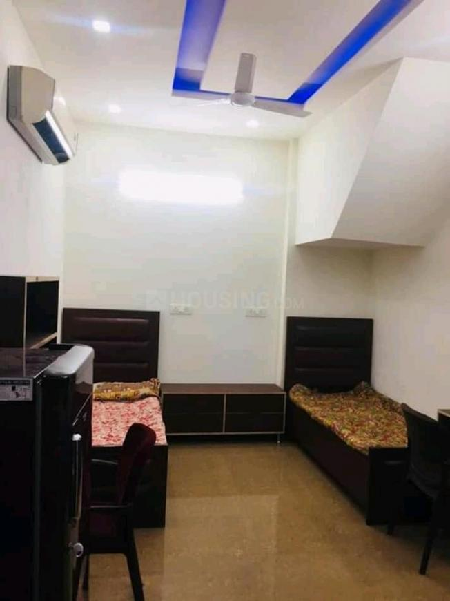 Living Room Image of 450 Sq.ft 1 BHK Independent House for rent in Bindapur for 11000