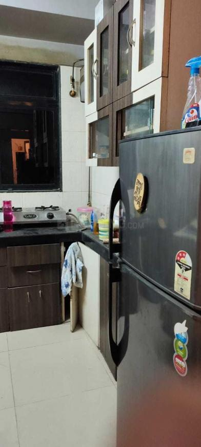 Kitchen Image of 620 Sq.ft 1 BHK Apartment for rent in Chembur for 30000