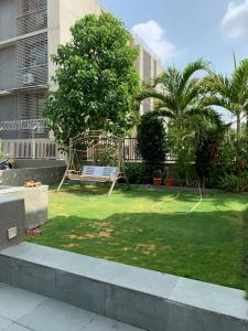 Gallery Cover Image of 4698 Sq.ft 4 BHK Villa for buy in Paghadi Amaranthus Villas, Sola Village for 55000000