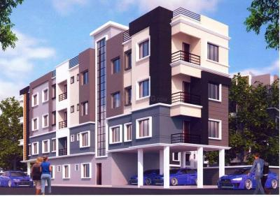Gallery Cover Image of 844 Sq.ft 2 BHK Apartment for buy in Mahendra Apartment, Behala for 2532000