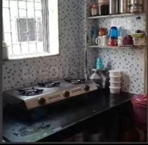 Kitchen Image of Mumbai PG For Girls in Borivali West
