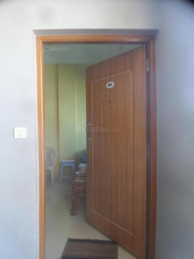 Main Entrance Image of 600 Sq.ft 2 BHK Apartment for rent in SS Paradise, Panathur for 20000