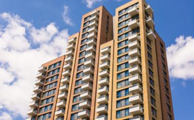 Gallery Cover Image of 495 Sq.ft 1 BHK Apartment for rent in Andheri East for 35000