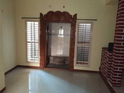 Gallery Cover Image of 1200 Sq.ft 3 BHK Independent Floor for rent in Laggere for 15000