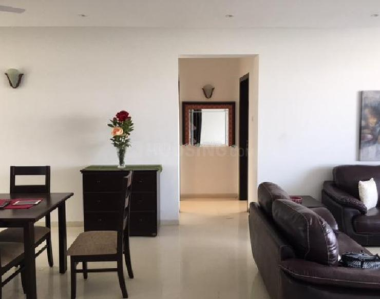 Living Room Image of 2500 Sq.ft 3 BHK Apartment for rent in Juhu for 225000
