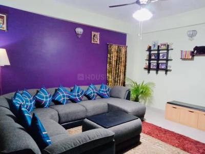 Gallery Cover Image of 1800 Sq.ft 3 BHK Apartment for buy in Fatma Residency, Fraser Road Area for 18500000