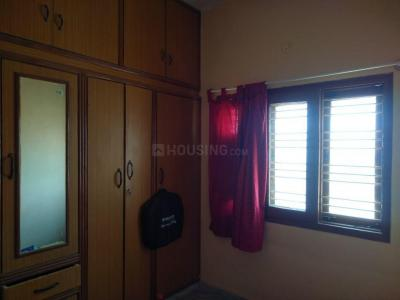 Gallery Cover Image of 600 Sq.ft 1 BHK Independent Floor for rent in Begur for 7500