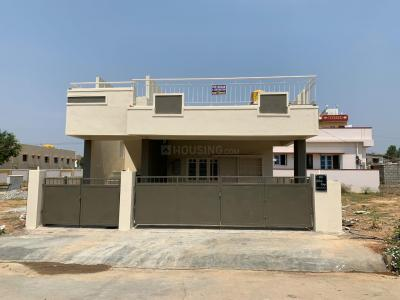 Gallery Cover Image of 1024 Sq.ft 1 BHK Independent House for buy in Jigani for 5800010