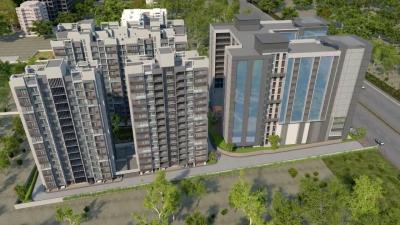 Gallery Cover Image of 1385 Sq.ft 3 BHK Apartment for rent in Gala Eternia, Thaltej for 25000