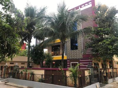 Gallery Cover Image of 800 Sq.ft 1 BHK Independent House for rent in Pocharam for 9600